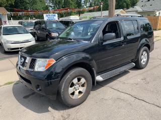 Used 2005 Nissan Pathfinder for sale in Hamilton, ON