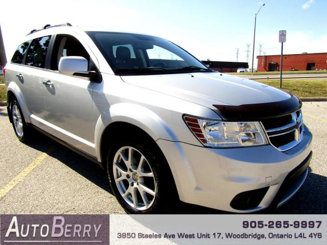 2012 Dodge Journey R/T - AWD - 5 Pass
