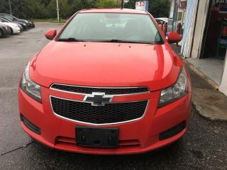 Used 2014 Chevrolet Cruze 1LT for sale in Scarborough, ON