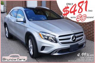 Used 2017 Mercedes-Benz GLA 250 4MATIC for sale in Concord, ON