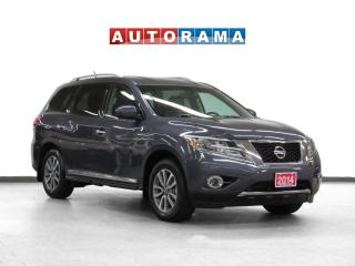 Used 2014 Nissan Pathfinder SL 4WD Tech Pkg Navi Leather Backup Cam 7Pass for sale in Toronto, ON