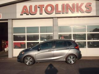 Used 2017 Honda Fit EX for sale in St Catharines, ON