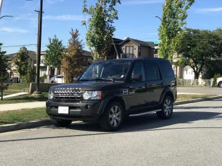 Used 2013 Land Rover LR4 LUX for sale in Coquitlam, BC