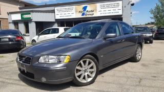 2006 Volvo S60 2.5L Turbo Auto AWD Spec Ed