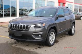 Used 2019 Jeep Cherokee North for sale in Fort St John, BC
