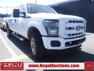 Used 2011 Ford F-250 SUPERDUTY 4D CREW CAB 4WD for sale in Calgary, AB