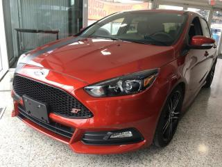 Used 2018 Ford Focus ST for sale in London, ON