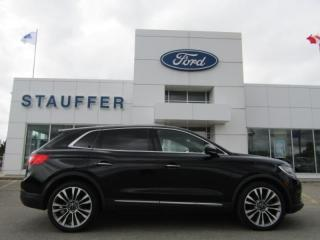 Used 2016 Lincoln MKX Reserve for sale in Tillsonburg, ON