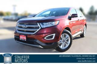 Used 2016 Ford Edge SEL for sale in Tillsonburg, ON