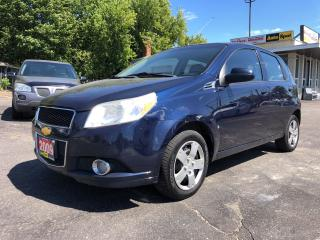 Used 2009 Chevrolet Aveo LS for sale in Kitchener, ON