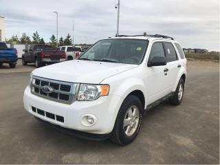 Used 2012 Ford Escape XLT, AWD, 3.0L V6, ROUND TIRES, SEE THROUGH GLASS for sale in Fort Saskatchewan, AB