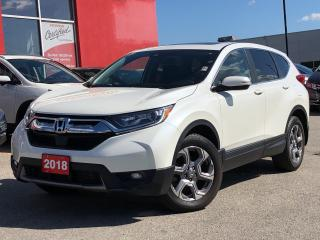 Used 2018 Honda CR-V EX,Honda Plus warranty included for sale in Toronto, ON