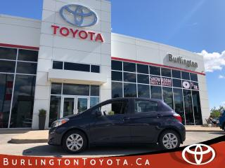 Used 2014 Toyota Yaris LE for sale in Burlington, ON