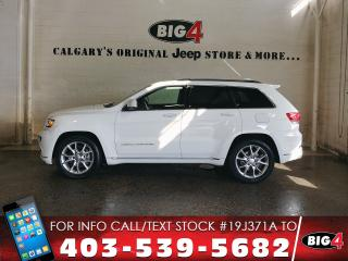 Used 2015 Jeep Grand Cherokee Summit | 4x4 for sale in Calgary, AB
