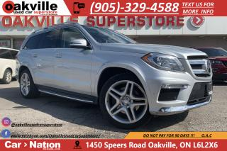 Used 2015 Mercedes-Benz GL-Class GL450 4MATIC | DISTRONIC PLUS | 360 CAM | NAVI for sale in Oakville, ON