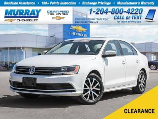 Used 2016 Volkswagen Jetta 1.8 TSI *Climate Control, Heated Seats* for sale in Winnipeg, MB