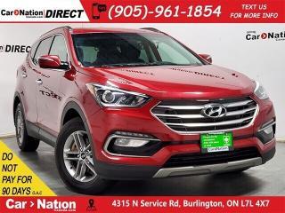 Used 2017 Hyundai Santa Fe Sport 2.4 Premium| AWD| BLIND SPOT DETECTION| for sale in Burlington, ON