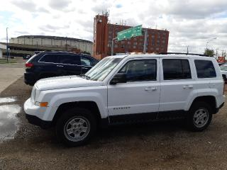 Used 2011 Jeep Patriot Sport/North for sale in Edmonton, AB