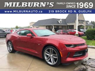 Used 2017 Chevrolet Camaro 2LT / RS / Nav. / Sunroof for sale in Guelph, ON