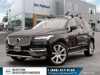 Used 2016 Volvo XC90 T6 Inscription for sale in North Vancouver, BC