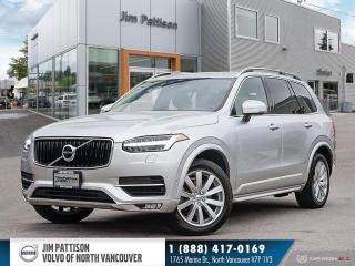 Used 2016 Volvo XC90 T6 Momentum for sale in North Vancouver, BC