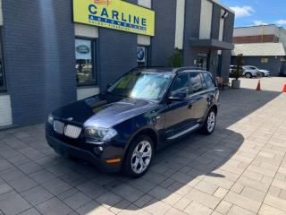 Used 2010 BMW X3 AWD 4dr 30i for sale in Nobleton, ON