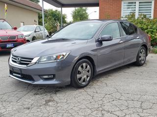 Used 2014 Honda Accord Sedan Touring for sale in Oakville, ON
