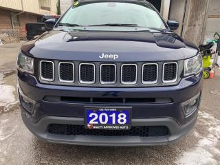 Used 2018 Jeep Compass 4x4 for sale in Toronto, ON
