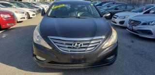 Used 2011 Hyundai Sonata Limited Nav Leather for sale in Toronto, ON