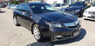 Used 2014 Acura TL for sale in Toronto, ON