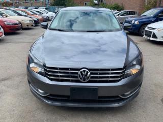 Used 2015 Volkswagen Passat TDI TRENDLINE for sale in Toronto, ON