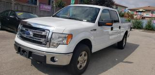 Used 2014 Ford F-150 XLT Supercrew for sale in Toronto, ON
