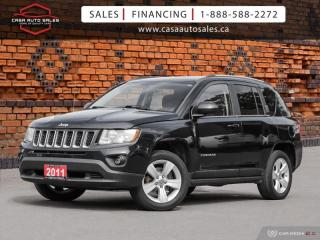 Used 2011 Jeep Compass 4x4 | North Edition | Accident Free for sale in Scarborough, ON