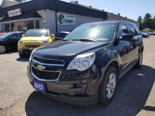 Used 2012 Chevrolet Equinox LS 2WD for sale in Bloomingdale, ON