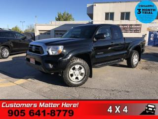 Used 2013 Toyota Tacoma 4x4 Access Cab  4X4 ACCESS-CAB PWR-GRP for sale in St. Catharines, ON