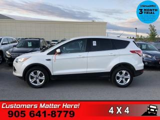 Used 2015 Ford Escape SE  4WD HTD SEATS CAM BLUETOOTH 1-OWNER for sale in St. Catharines, ON
