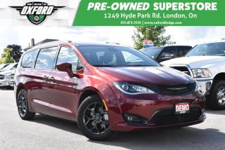 Used 2019 Chrysler Pacifica Touring-L Plus - Manager Demo, Like New, Dual DVD for sale in London, ON