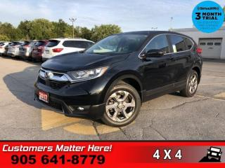 Used 2017 Honda CR-V EX  AWD ROOF HS BT ALLOYS for sale in St. Catharines, ON