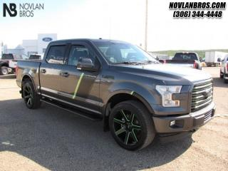 Used 2017 Ford F-150 Lariat  -  Bluetooth for sale in Paradise Hill, SK