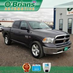 Used 2019 RAM 1500 Classic SLT w/Cruise, A/C, 4x4 for sale in Saskatoon, SK