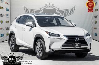 Used 2017 Lexus NX 200t AWD, NO ACCIDENT, BACK-UP CAM, BLINDSPOT, COOLED SEATS for sale in Toronto, ON
