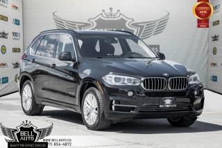 Used 2015 BMW X5 xDrive35d, NO ACCIDENT, AWD, NAVI, BACK-UP CAM, BLINDSPOT for sale in Toronto, ON