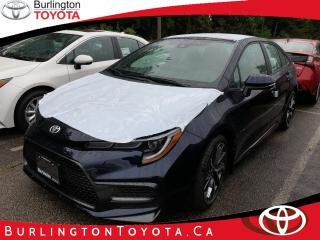 Used 2020 Toyota Corolla SE for sale in Burlington, ON