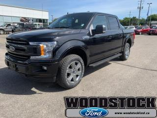 Used 2019 Ford F-150 XLT  TWIN PANEL MOONROOF for sale in Woodstock, ON