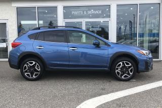 Used 2019 Subaru XV Crosstrek Limited for sale in Vernon, BC