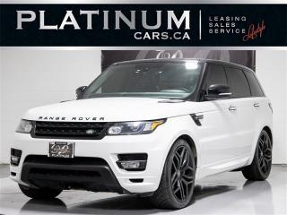 Used 2016 Land Rover Range Rover Sport HST LE, Autobiography APPEARANCE, NAVI, Pano for sale in Toronto, ON