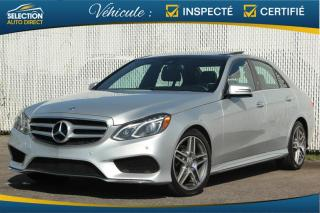 Used 2016 Mercedes-Benz E-Class E 250 BLUETEC AWD for sale in Ste-Rose, QC