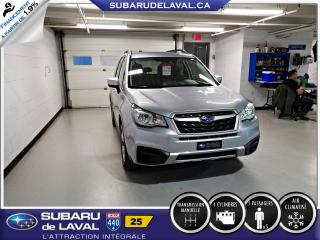 Used 2017 Subaru Forester 2.5i Awd ** Caméra de recul ** for sale in Laval, QC