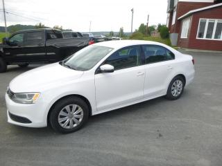 Used 2014 Volkswagen Jetta Modèle Trendline 4 for sale in St-Joseph-de-Beauce, QC