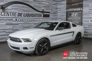 Used 2012 Ford Mustang for sale in Laval, QC